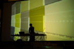 AMELIE DUCHOW _ TONSTICH - Live performance at Palazzo Strozzi Firenze - video by Marco Monfardini